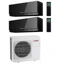 Mitsubishi Electric MSZ-EF22VEB / MSZ-EF22VEB / MXZ-2D33VA мульти-сплит-система